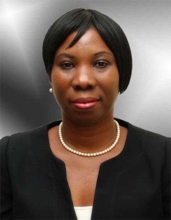 Gloria Akor, Manager Administration and HR, Port Harcourt Water Corporation