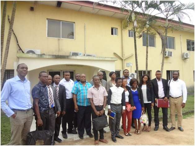 National institute of quantity surveyors visits Port Harcourt Water Corporation