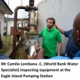 Eagle Island Pumping Station Inspection (2)