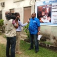 NTA journalists interview PHWC Water Ops. Manager