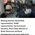 PHWC & World Bank at Min. of Water Resources (2)