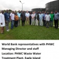 PHWC staff with World Bank representatives