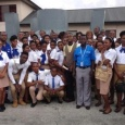Rivers state College of Health Science &Technology staff & students with PHWC staff