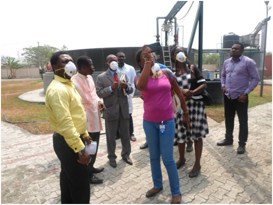 Delta State Ministry of Water Resources Sends Representatives to Port Harcourt Water Corporation