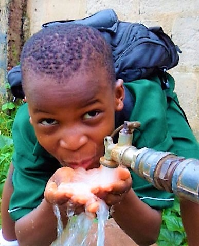Childs Right to Clean Potable Drinking Water